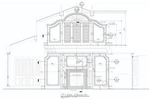 Shop Drawing Example